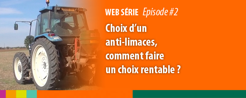 web serie anti-limaces